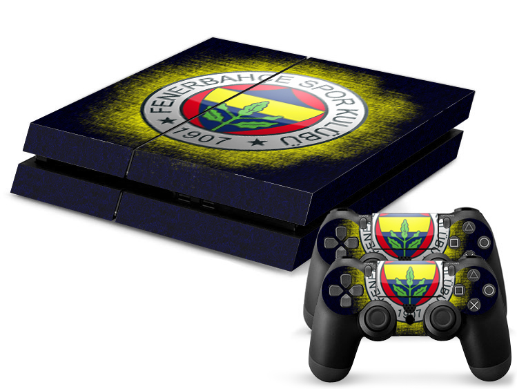 fenerbahce folie ps4 playstation 4 skin 1907